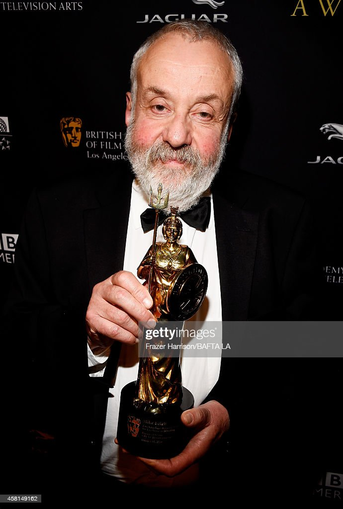 BAFTA Los Angeles Jaguar Britannia Awards Presented By BBC America And United Airlines - Backstage