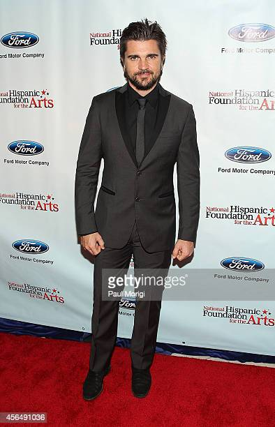 Honoree musical artist Juanes attends the 18th annual Noche De Gala at Renaissance Mayflower Hotel on October 1 2014 in Washington DC