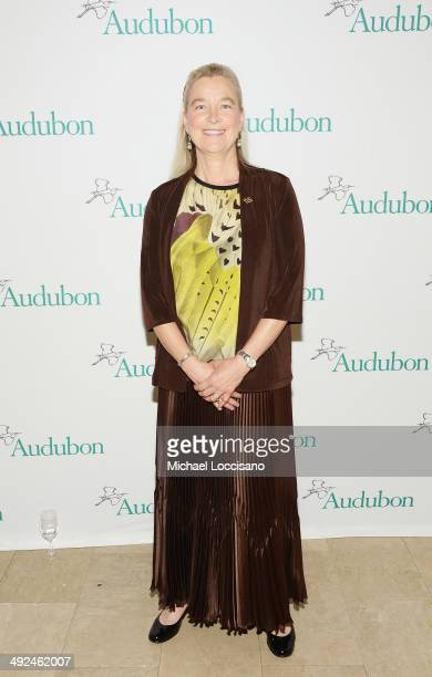 Honoree Nell Newman attends the National Audubon Society's Women In Conservation luncheon at The Plaza Hotel on May 20 2014 in New York City