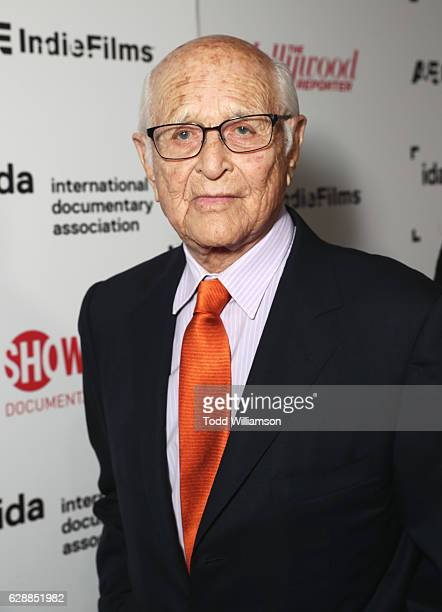Honoree Norman Lear attends the 32nd Annual IDA Documentary Awards at Paramount Studios on December 9 2016 in Hollywood California
