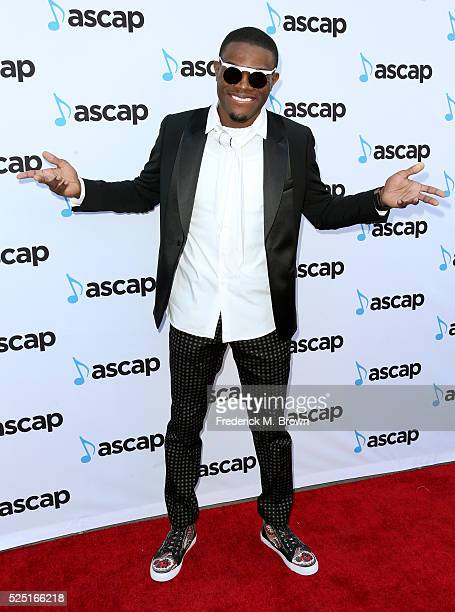 Honoree Omi attends the 2016 ASCAP Pop Awards at the Dolby Ballroom on April 27 2016 in Hollywood California