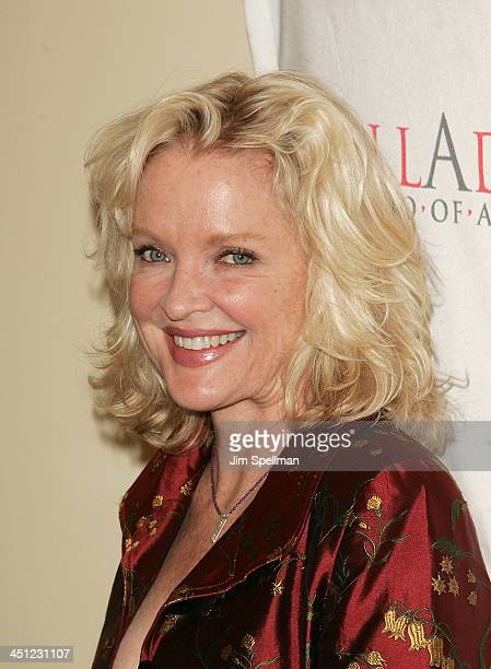 Honoree Pamela J. Newman arrives at the 4th Annual Stella by Starlight Gala Benefit Honoring Martin Sheen at Chipriani 23rd st on March 17, 2008 in...