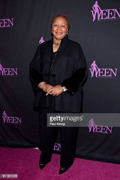 Honoree Pat Harris VP of MacDonald's USA and Global Chief Diversity Officer attends the 2009 Women in Entertainment Empowerment Network awards at the...