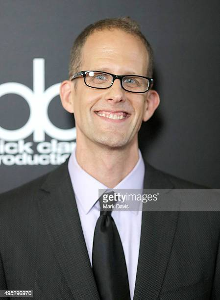 Honoree Pete Docter attends the 19th Annual Hollywood Film Awards at The Beverly Hilton Hotel on November 1 2015 in Beverly Hills California