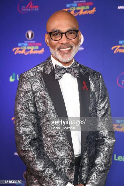 Honoree Phil Wilson attends the 5th Annual Truth Awards at Taglyan Cultural Complex on March 09 2019 in Hollywood California