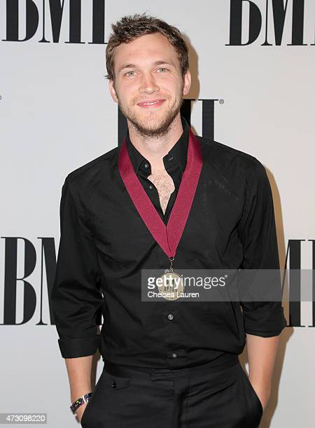 Honoree Phillip Phillips attends the 63rd Annual BMI Pop Awards held at the Beverly Wilshire Hotel on May 12 2015 in Beverly Hills California