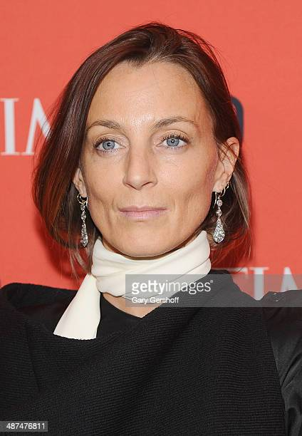 Honoree Phoebe Philo attends the 2014 Time 100 Gala at Frederick P Rose Hall Jazz at Lincoln Center on April 29 2014 in New York City