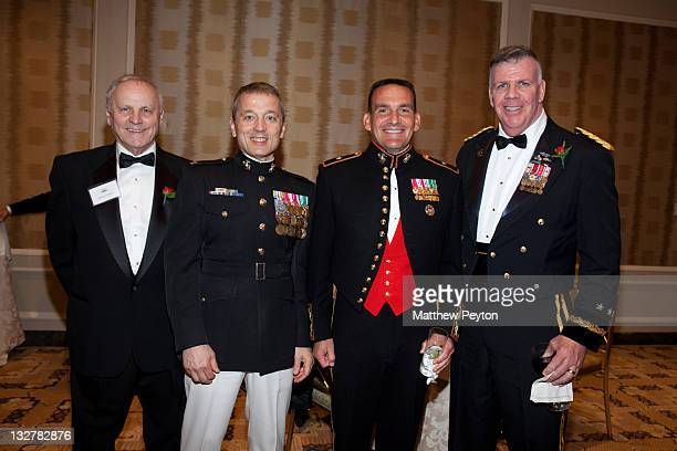Honoree President Embree Elevators and elevator industry safety consultant James F Comley Honoree Colonel Matthew Bogdanos Brigadier General...
