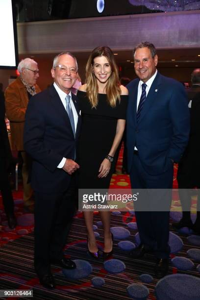 Honoree, President of Licensing & Public Relations at PVH Corp. Kenneth J. Wyse, Honoree, Co-Founder & CEO of Birchbox Katia Beauchamp and Honoree,...