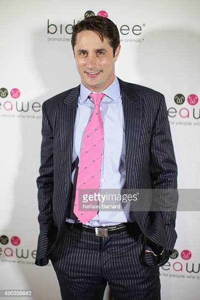 Honoree Prince Lorenzo Borghese attends the Bideawee Masquerade Ball at Gotham Hall on June 9, 2014 in New York City.