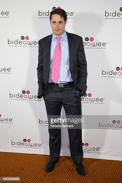 Honoree Prince Lorenzo Borghese attends the Bideawee Masquerade Ball at Gotham Hall on June 9 2014 in New York City