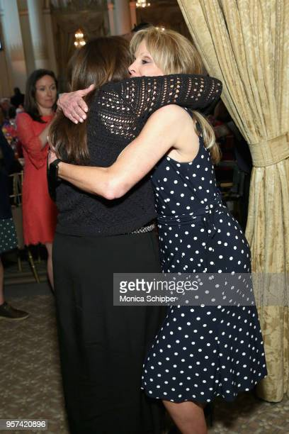 Honoree Rachael Ray and TJ Martell Foundation CEO Laura Heatherly attend the 6th Annual Women Of Influence Awards at The Plaza Hotel on May 11 2018...