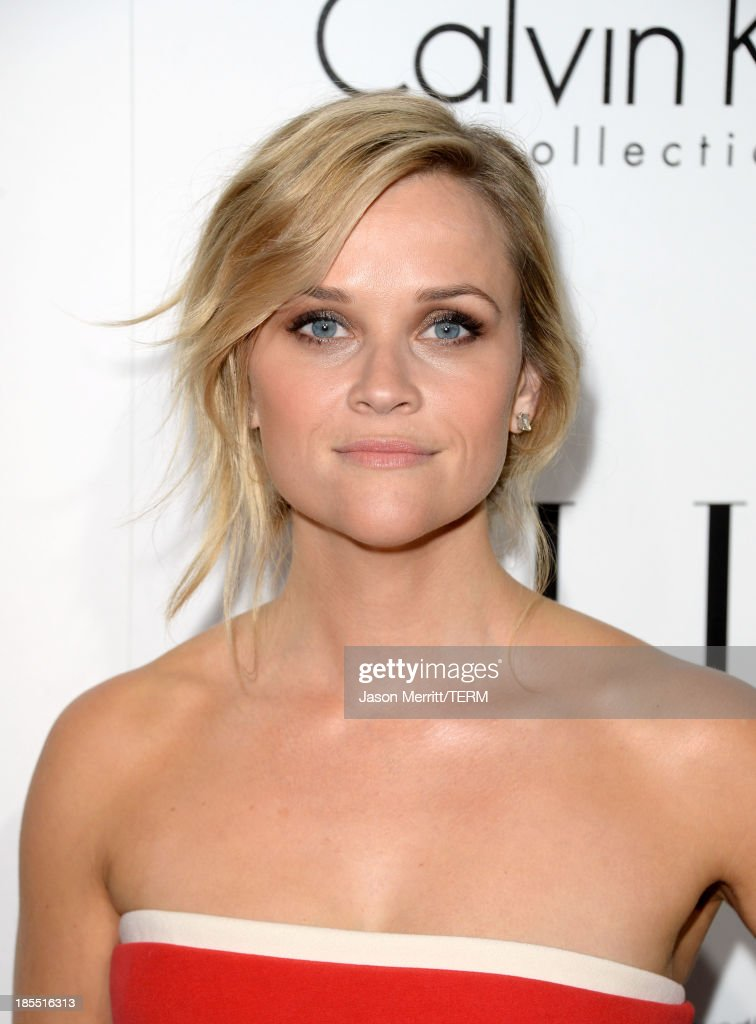 Honoree Reese Witherspoon attends ELLE's 20th Annual Women In Hollywood Celebration at Four Seasons Hotel Los Angeles at Beverly Hills on October 21, 2013 in Beverly Hills, California.