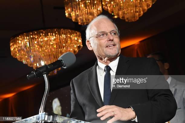 Honoree Richard Louv attends 2019 Captain Planet Foundation Gala at Flourish Atlanta on November 16 2019 in Atlanta Georgia