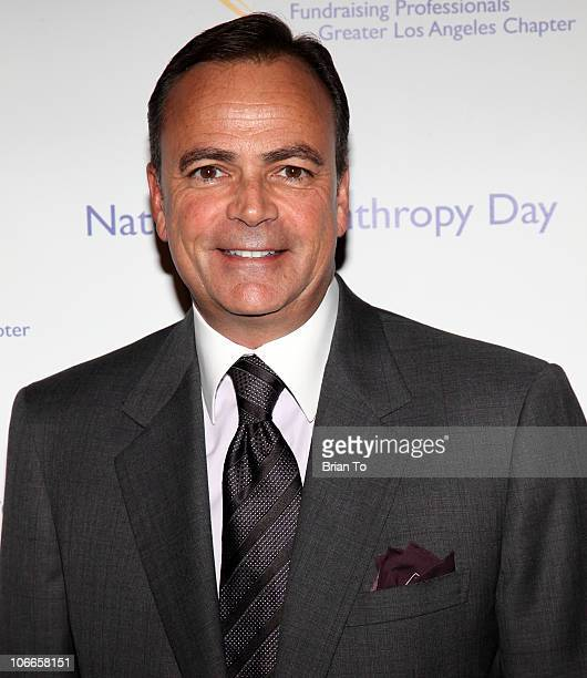 Honoree Rick J Caruso attends National Philanthropy Day Luncheon at The Beverly Hilton hotel on November 9 2010 in Beverly Hills California