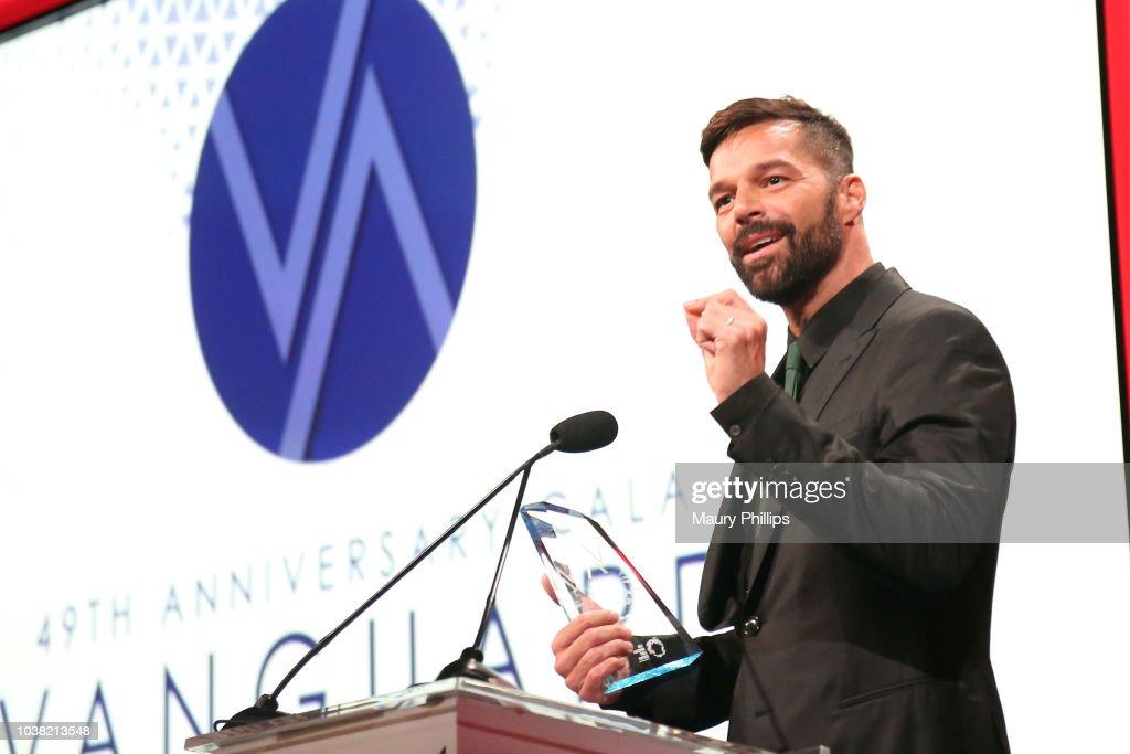Los Angeles LGBT Center's 49th Anniversary Gala Vanguard Awards : News Photo