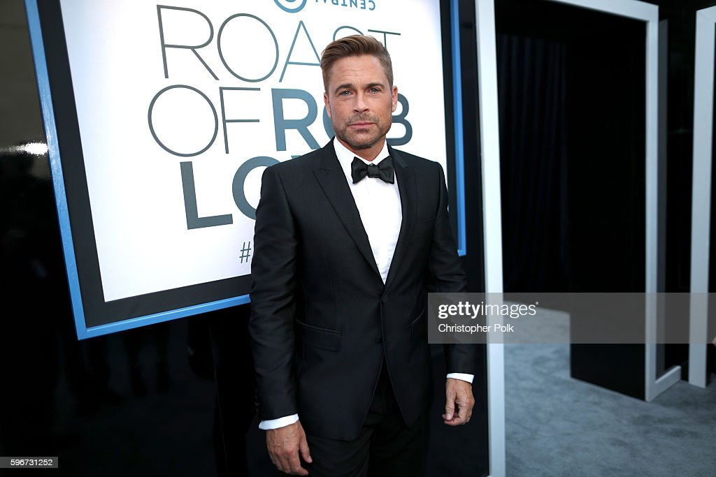The Comedy Central Roast Of Rob Lowe - Red Carpet