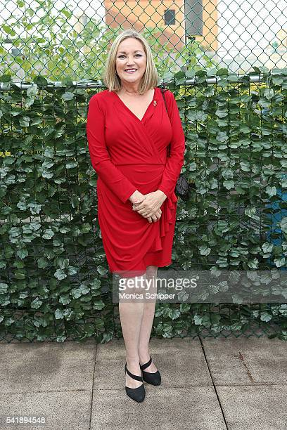 Honoree Ruth Coker Burks attends the 6th Annual Broadway Sings For Pride Concert at JCC Manhattan on June 20 2016 in New York City