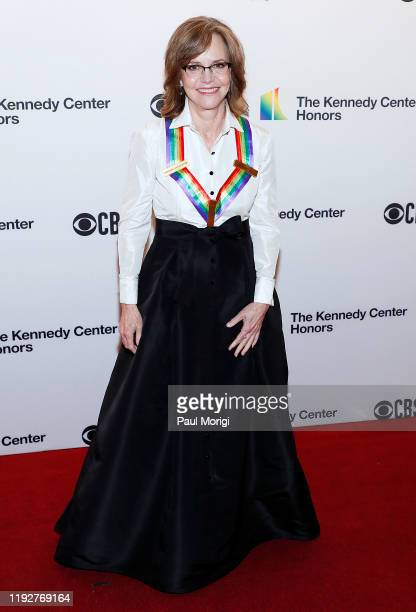 Honoree Sally Field attends the 42nd Annual Kennedy Center Honors Kennedy Center on December 08 2019 in Washington DC