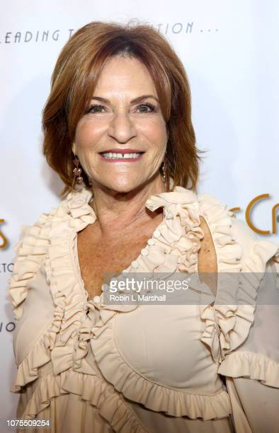 Honoree Sandra Stern attends the 36th Annual Caucus Awards Dinner at Skirball Cultural Center on November 30 2018 in Los Angeles California