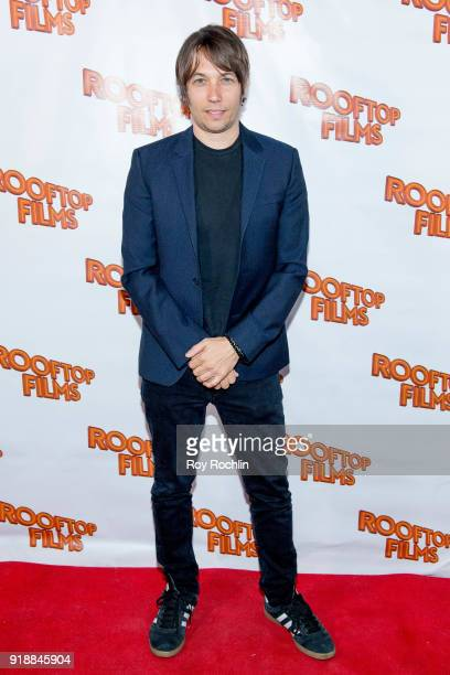 Honoree Sean Baker attends the 2nd Annual Rooftop Gala at St Bart's Church on February 15 2018 in New York City