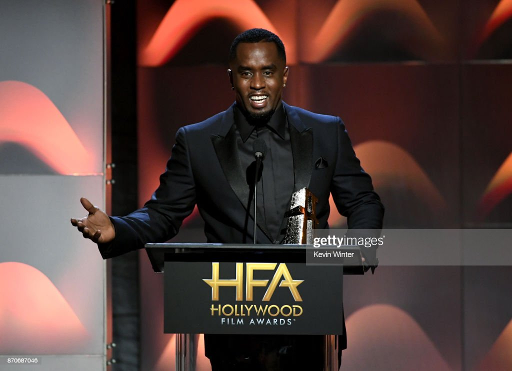 21st Annual Hollywood Film Awards - Show
