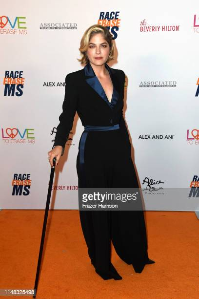 Honoree Selma Blair attends the 26th annual Race to Erase MS on May 10, 2019 in Beverly Hills, California.