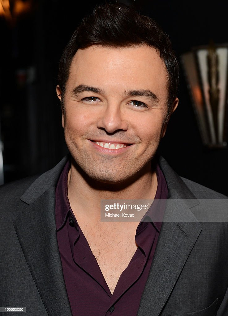 Honoree Seth MacFarlane attends Variety's 3rd annual Power of Comedy event presented by Bing benefiting the Noreen Fraser Foundation held at Avalon on November 17, 2012 in Hollywood, California.