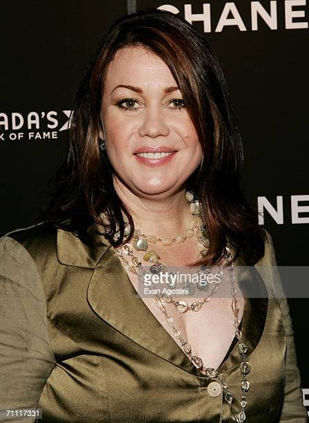 Honoree singer Jann Arden attends Canada's Walk Of Fame Gala sponsored by Chanel at the HummingBird Centre June 3 2006 in Toronto Canada