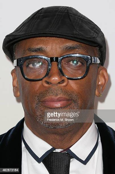 Honoree Spike Lee attends the 46th NAACP Image Awards presented by TV One at Pasadena Civic Auditorium on February 6 2015 in Pasadena California