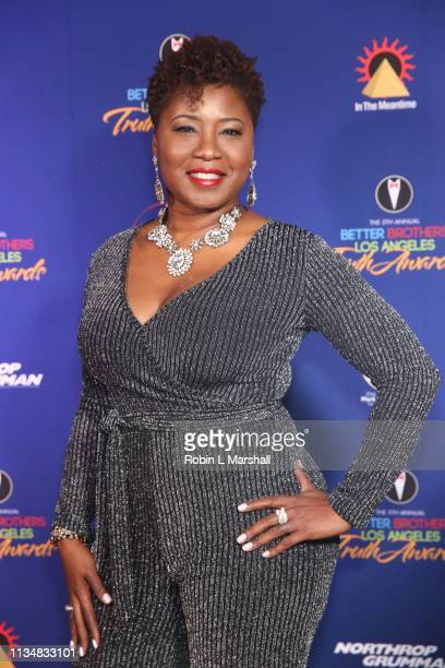 Honoree Tajamika 'Taj' Paxton attends the 5th Annual Truth Awards at Taglyan Cultural Complex on March 09 2019 in Hollywood California