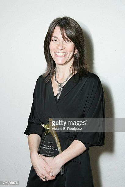 Honoree Today show producer Jaclyn Levin attends the Literacy Networks' LIMA awards dinner on April 29 2007 in Los Angeles California