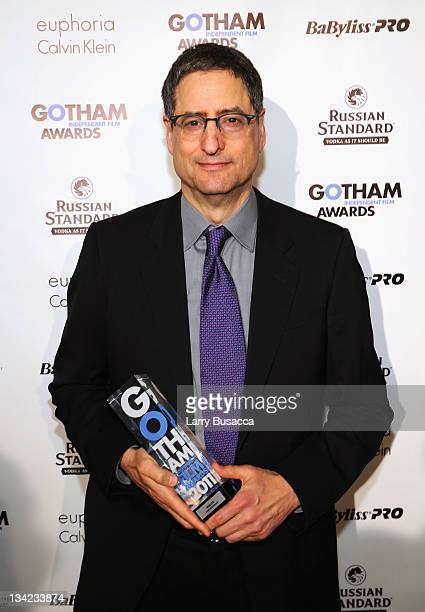 Honoree Tom Rothman attends the IFP's 21st Annual Gotham Independent Film Awards at Cipriani Wall Street on November 28 2011 in New York City