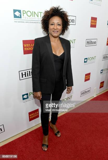 Honoree Wanda Sykes at Point Honors Los Angeles 2017 benefiting Point Foundation at The Beverly Hilton Hotel on October 7 2017 in Beverly Hills...