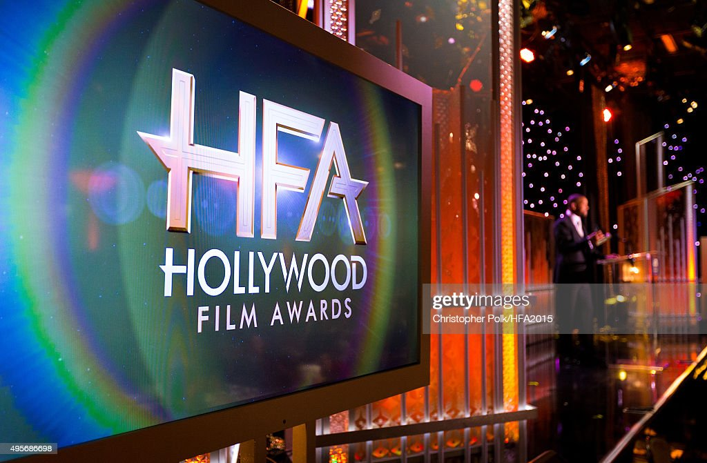 Honoree Will Smith accepts the Hollywood Actor Award for Concussion onstage during the 19th Annual Hollywood Film Awards at The Beverly Hilton Hotel on November 01, 2015 in Beverly Hills, California.