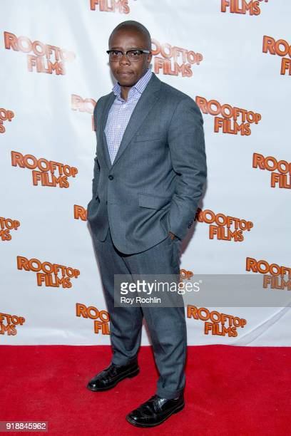 Honoree Yance Ford attends the 2nd Annual Rooftop Gala at St Bart's Church on February 15 2018 in New York City