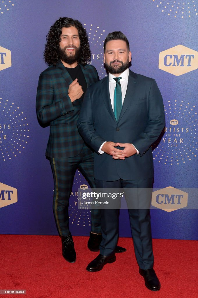 2019 CMT Artist of the Year - Red Carpet : News Photo