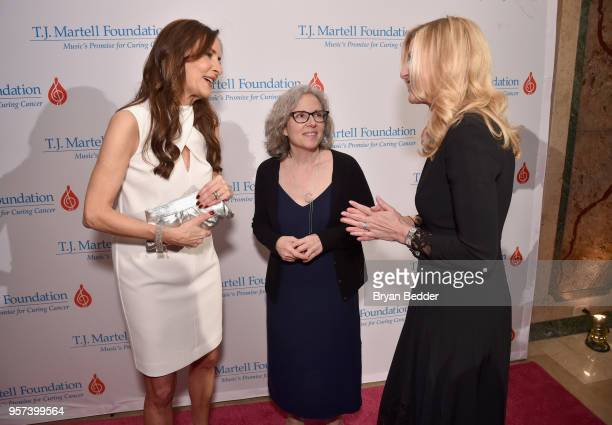 Honorees Dana Miller Mindy Greenstein PHD and Elizabeth Matthews attend the 6th Annual Women Of Influence Awards at The Plaza Hotel on May 11 2018 in...