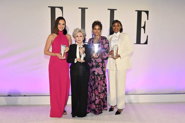 CA: ELLE's 27th Annual Women In Hollywood Celebration Presented By Ralph Lauren And Lexus - Show