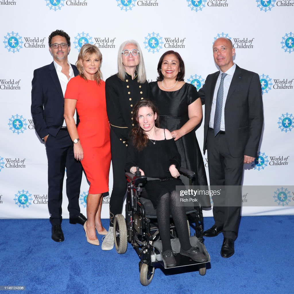 CA: 2019 World of Children Hero Awards Benefit