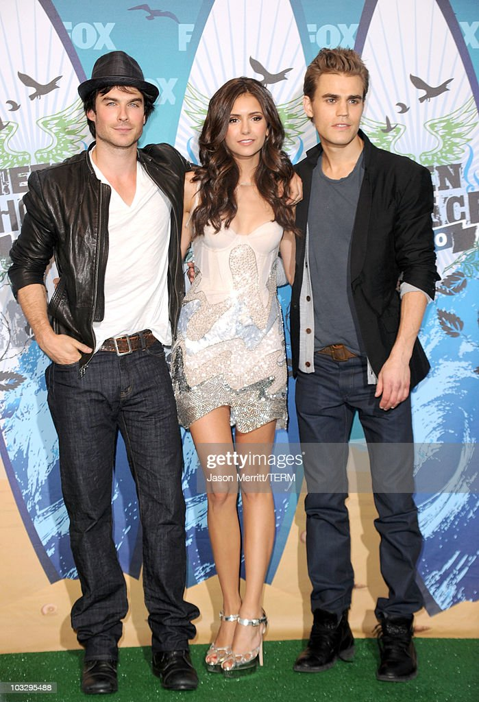 2010 Teen Choice Awards - Press Room : News Photo