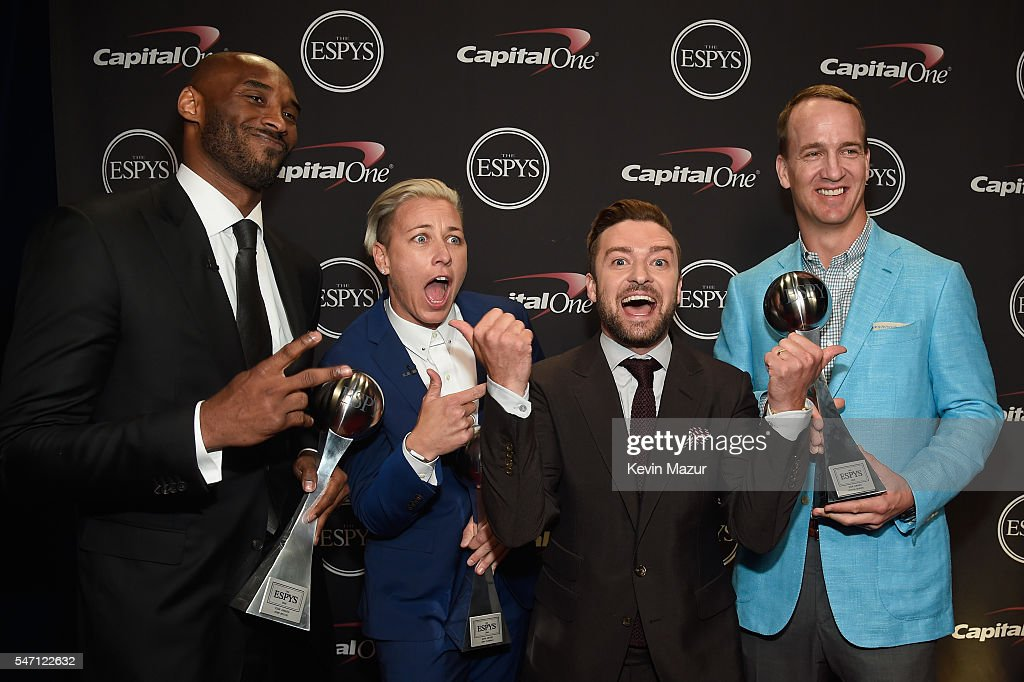 CA: The 2016 ESPYS - Backstage And Audience
