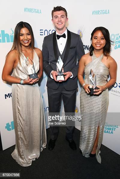 Michael Board Georgina Miller Named 2017 Uk National: Honorees Kristen De Guzman, Michael Miller And Erica Wang