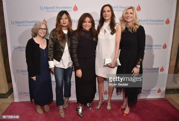 Honorees Mindy Greenstein PHD Mary Pierson Rachael Ray Dana Miller and Elizabeth Matthews attend the 6th Annual Women Of Influence Awards at The...
