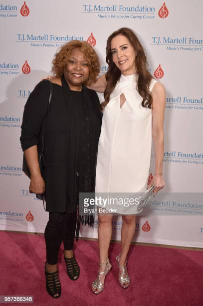 Honorees Robin Quivers and Dana Miller attend the 6th Annual Women Of Influence Awards at The Plaza Hotel on May 11 2018 in New York City