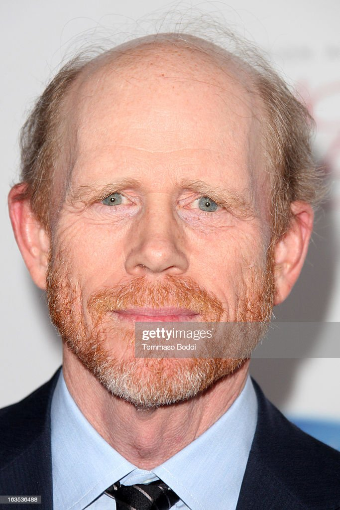 Honorees Ron Howard attends the Television Academy's 22nd Annual Hall Of Fame Induction Gala held at The Beverly Hilton Hotel on March 11, 2013 in Beverly Hills, California.