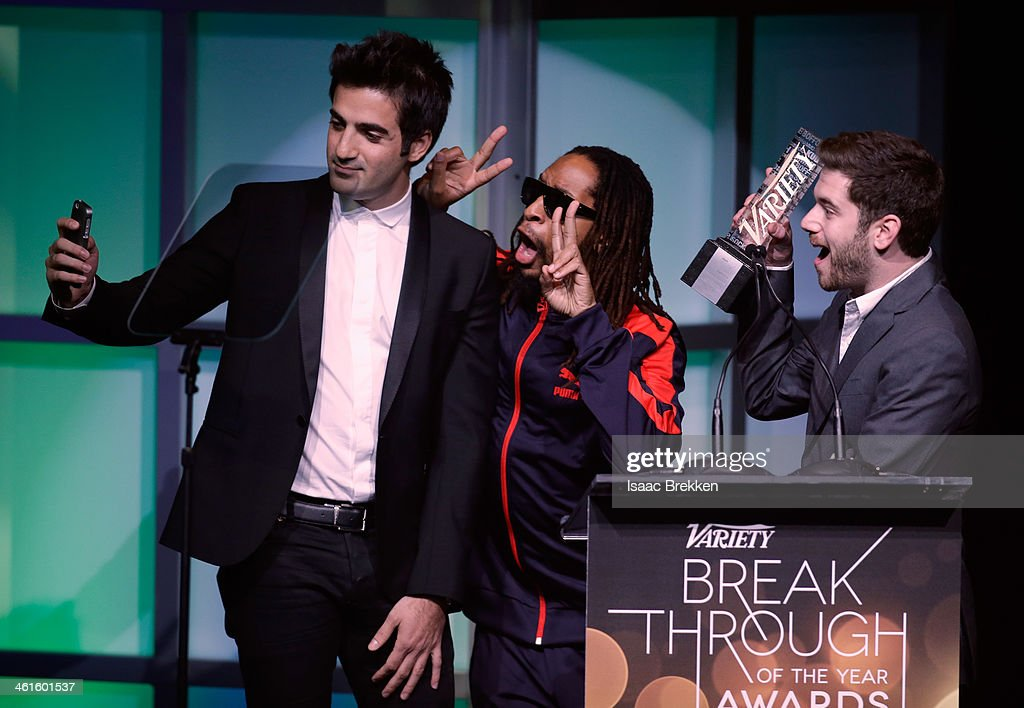 2014 Variety Breakthrough Of The Year Awards - Show : News Photo