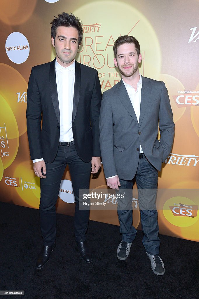 2014 Variety Breakthrough Of The Year Awards - Red Carpet : News Photo