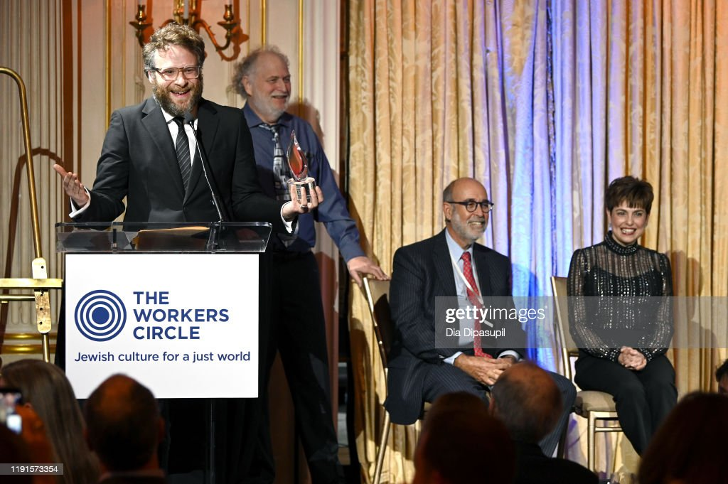 The Workers Circle 2019 Annual Benefit : News Photo