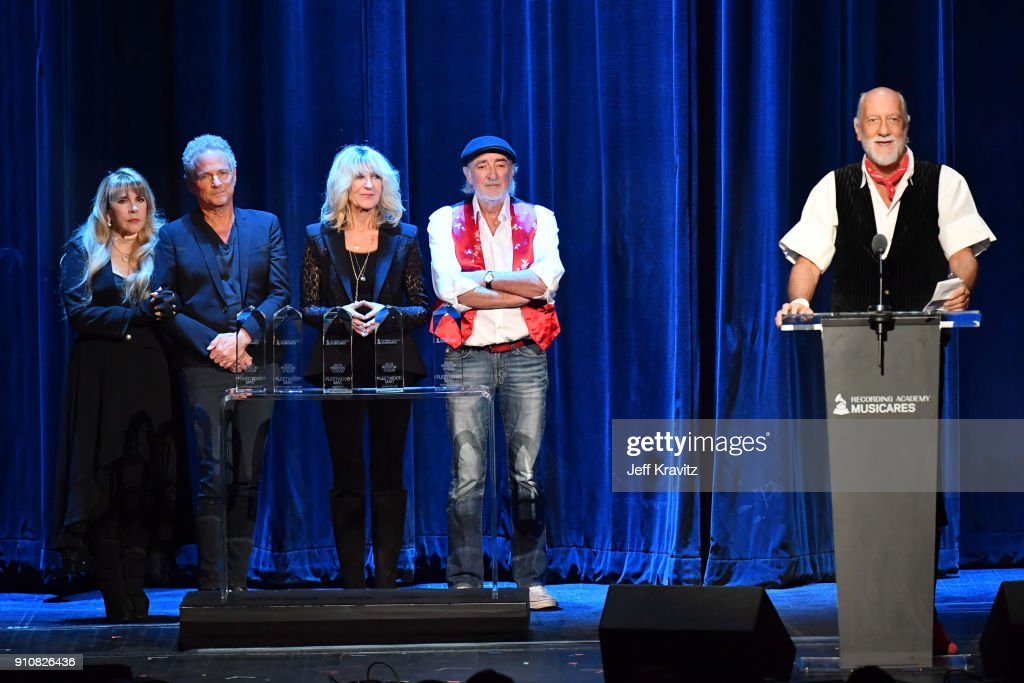 2018 MusiCares Person Of The Year Honoring Fleetwood Mac - Show : News Photo